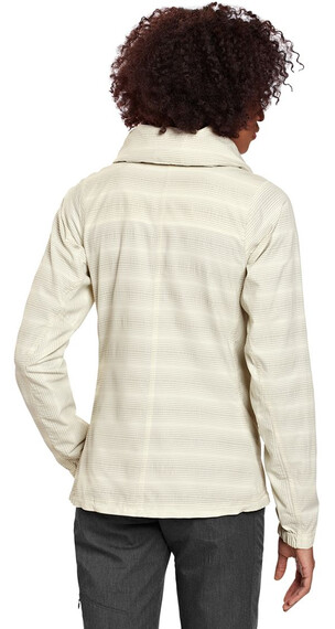 Nau W's Lightbeam Jacket Salt Stripe (104)